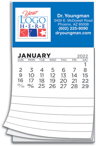Promotional Calendar Magnets Smartpractice Sharpercards