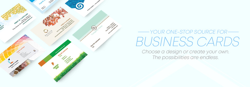 business cards stationery to brand your business smartpractice